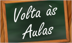 volta as aulas