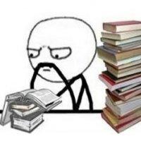 meme estudando